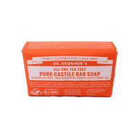 Dr. Bronner's Magic bar soap Tea Tree