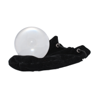 Clear acrylic contact ball