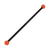 Magnetic baton